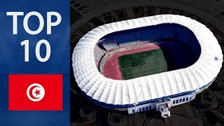 Top 10 Biggest Stadiums in Tunisia