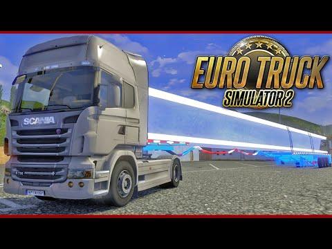 Carga Extrema - Euro Truck Simulator 2