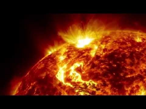 Cinco años mirando al Sol desde el Espacio (Las mejores imágenes)