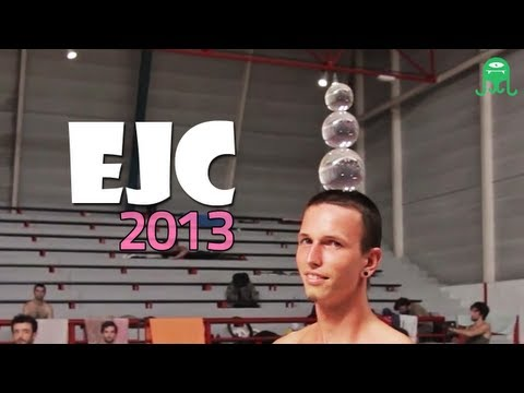 Repeat youtube video European Juggling Convention 2013 - 36th EJC | Toulouse, France
