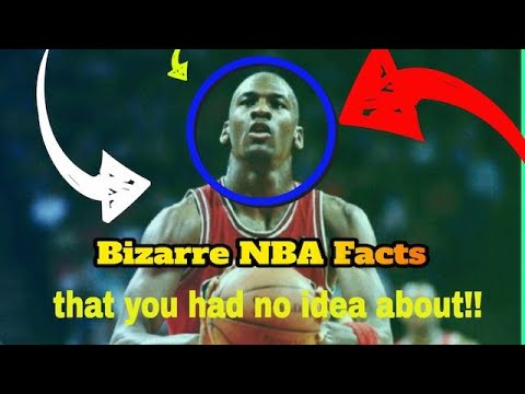 Bizarre NBA Facts That You Had No Idea About!! (2021)