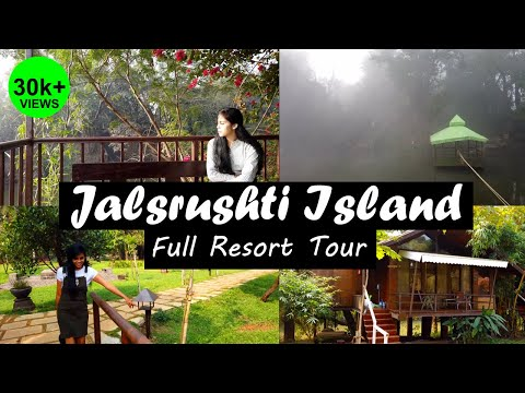 Jalsrushti Island Resort Tour - Mulshi Pune - Best Resorts in Pune