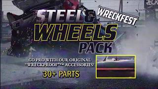 Steel & Wheels Pack Trailer preview image
