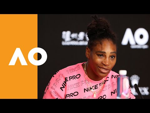 "Serena Williams: ""I honestly didn't think I would lose"" 