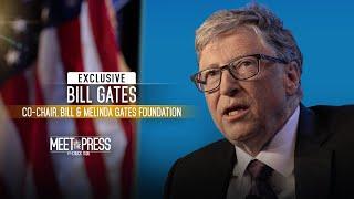 Meet The Press Broadcast (Full) - October 11 Ft. Bill Gates, Sen. Dick Durbin and Sen. Ted Cruz