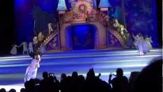 Disney on ice Dare to Dream ending