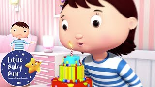 Little Baby Bum | Mia and Friends | Growing Up Song | Baby Songs Nursery Rhymes For Babies