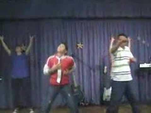 coreografia cristiana en mallorca