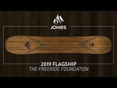 Jones Flagship Snowboard 159 Wide