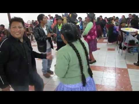 fiesta familiar de Cala Cala en Potosi Bolivia 24-12-2012