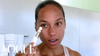 Alicia Keys' Guide to Wellness-Inspired Beauty   Beauty Secrets   Vogue