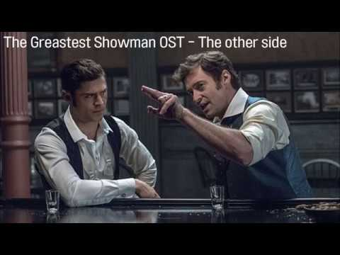 The Greatest Showman OST - The Other Side(Lyrics)