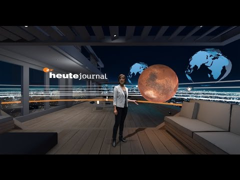 ZDF Heute Journal - Mission Mars 360° Trailer by Trotzkind