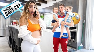 THE DOCTOR CALLED US ABOUT OUR 3RD BABY!!! **SHOCKING**