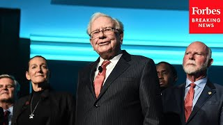 Warren Buffett Donates Another .1 Billion And Resigns From Gates Foundation | Forbes