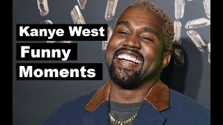 Kanye West being an internet meme for 12 minutes