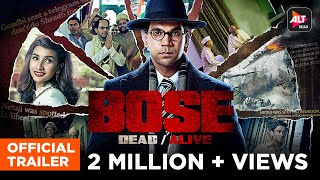 BOSE: DEAD/ALIVE | Official Trailer #2 | Streaming 20th November
