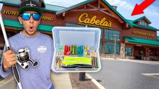 Building the ULTIMATE Creek FISHING KIT!! (Surprising!)
