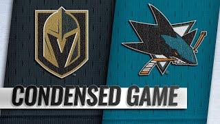 03/30/19 Condensed Game: Golden Knights @ Sharks