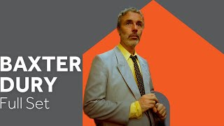 #RoyalAlbertHome – Baxter Dury exclusive live set
