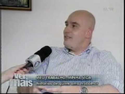 O trabalho - Entrevista Willian Mac-Cormick Maron - RicTv - Ver Mais - 08/02/10