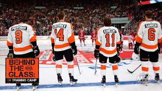 Behind the Glass: Philadelphia Flyers Training Camp Ep. 3