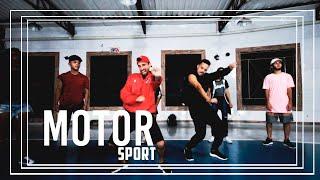 """""""MOTOR SPORT """" Migos, Nicki Minaj, Cardi B -  DANCE COREOGRAPHY / @ Guiigs"""