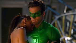 Hal saves Carol  | Green Lantern Extended cut
