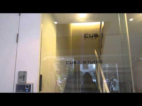Cube Cafe Tour