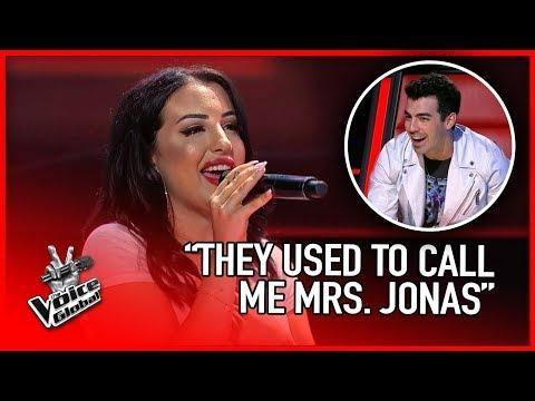 SURPRISING Joe Jonas FAN on The Voice | STORIES #24