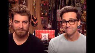 Rhett and Link ('Good Mythical Morning'): Our friendship 'could end at any moment!'   GOLD DERBY