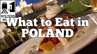 Polish Food & What to Eat in Poland