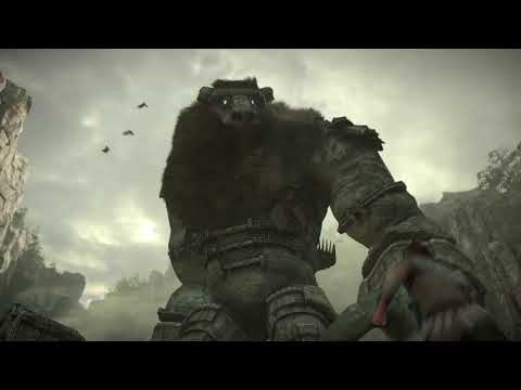 SHADOW OF THE COLOSSUS Video Screenshot 3