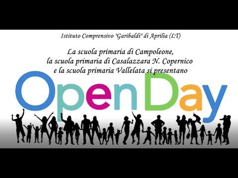 Open Day della Scuola Primaria