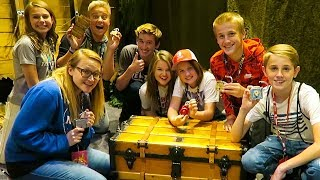 YouTube Kids Find A Real Treasure Chest! Most Epic Treasure Hunt Ever!