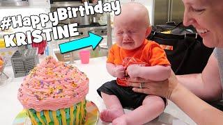 Kristine's Birthday Special    Mommy Monday