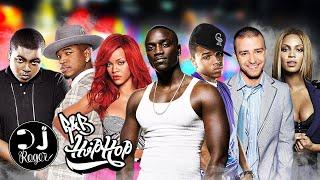 TOP HIP-HOP E R&B ANOS 2000, MUITA NOSTALGIA!   Akon, Justin Timberlake, Chris Brown E MUITO +