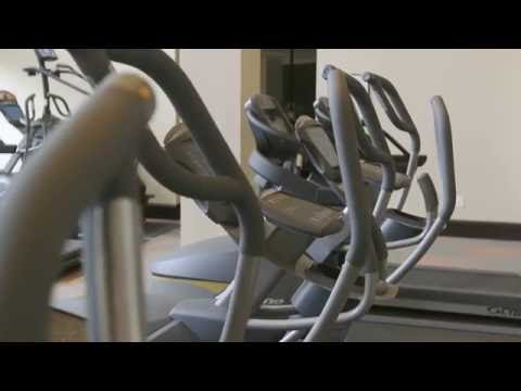 24-hour Fitness Center at AMLI Campion Trail - Las Colinas Luxury Apartments