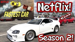 My Supra on Netflix Fastest Car! (Maybe) Sleeper Car or Supercar?