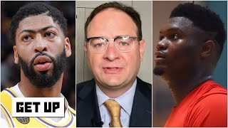 Woj's NBA updates: Lakers, Rockets & Pelicans | Get Up