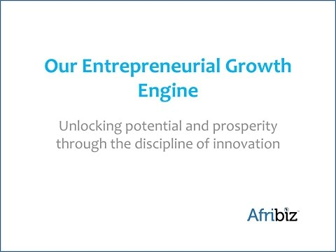 Afribiz: Our Entrepreneurial Growth Engine