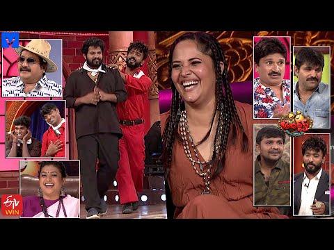 Jabardasth promo ft. Hyper Aadi, Anasuya, Bullet Bhaskar; telecast on Aug 12