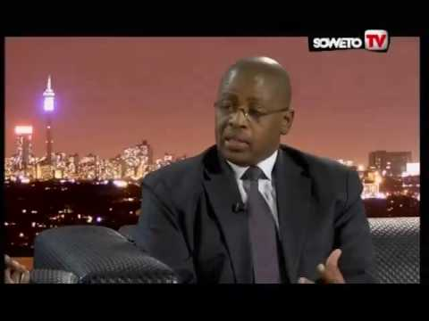 Dr Terence Nombembe on Tonight show with Tim Modise - 17 Aug 2016