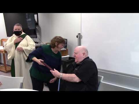 St. Mary's Parish Center Dedication 10-3-20