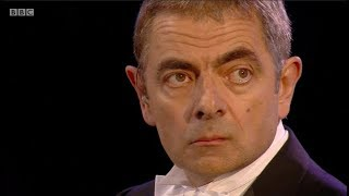 Rowan Atkinson 'Mr Bean' on The Graham Norton Show. 5 Oct 2018