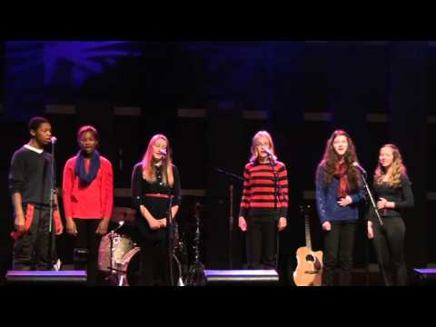 MTC Great Valley A Cappella at World Cafe Live - It's Time by Imagine Dragons