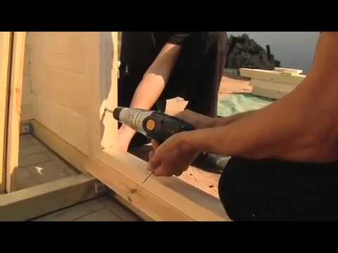 schraubfundament video fundament ohne beton musica movil. Black Bedroom Furniture Sets. Home Design Ideas