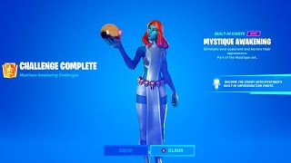 Fortnite All Mystique Awakening Challenges - How to Unlock Shapeshifter Style