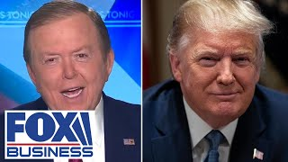 Trump goes one-on-one with Lou Dobbs | EXCLUSIVE INTERVIEW