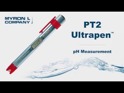 Myron L PT2 pH Meter